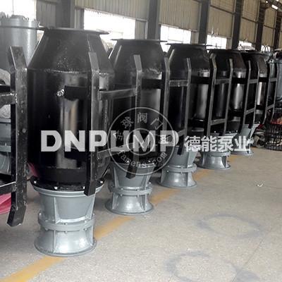 雪橇式潜水轴混流泵生产厂家全国发售