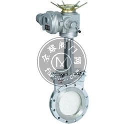 PZ973H、PZ973F、PZ973Y 型電動刀型閘閥