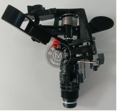 搖臂噴頭、塑料搖臂噴頭、鋅合金搖臂噴頭、農田搖臂噴頭、大田要比噴頭