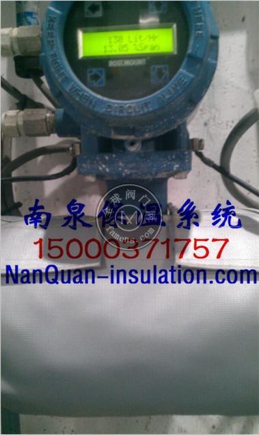 上海仪表阀可拆卸保温套