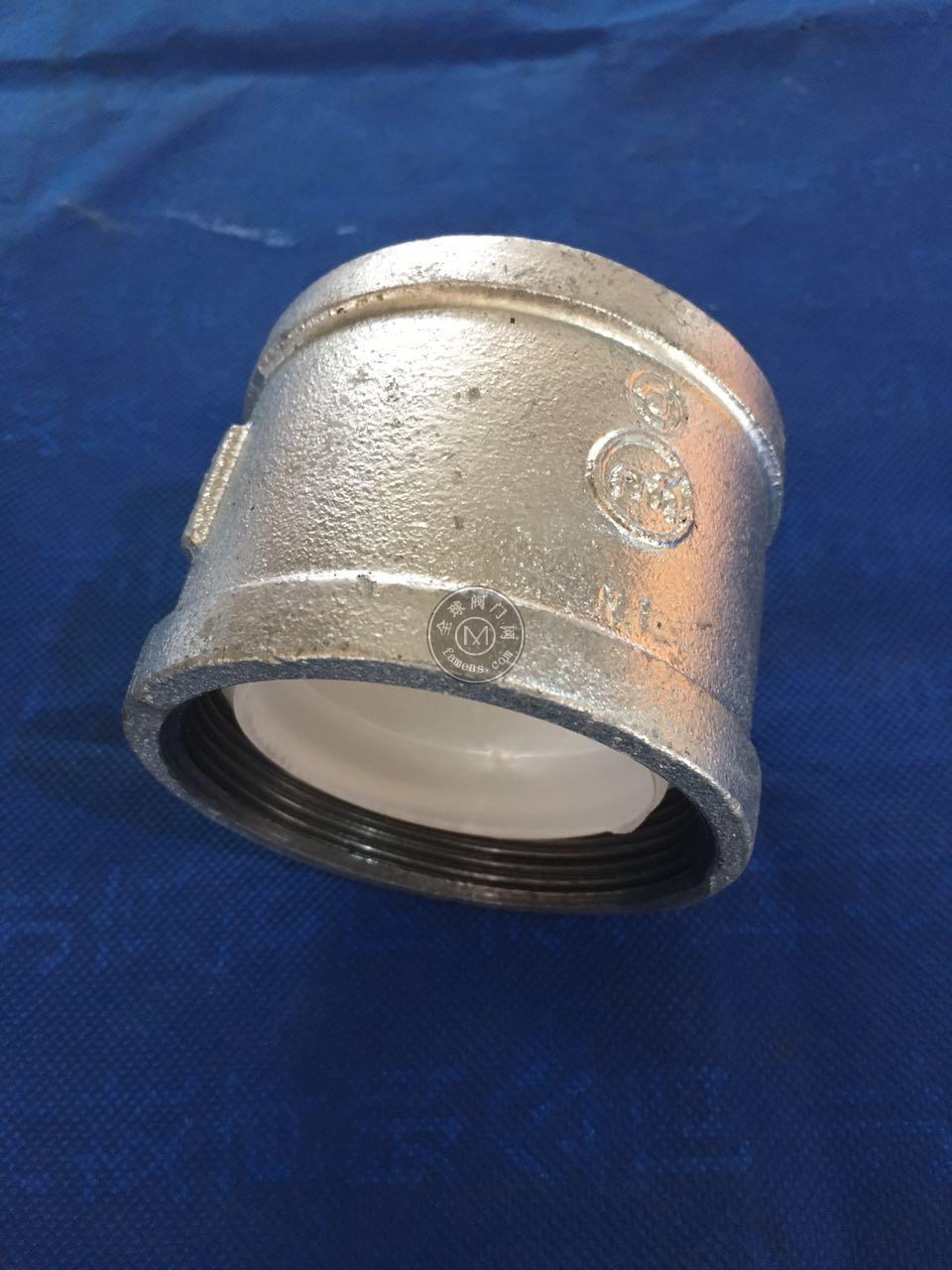 廠家直銷襯塑管件 建支襯塑管件DN32直接