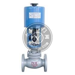 自力式電控溫度調節閥ZZWPE