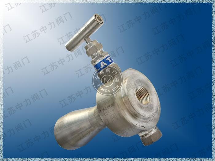 不銹鋼節流式內螺紋壓力表根閥 流體控制專家