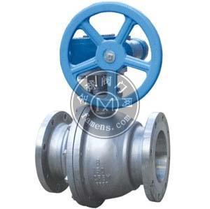 美标蜗轮球阀Q341FH-150LB