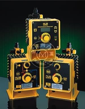 美国米顿罗LMI系列电磁隔膜计量泵