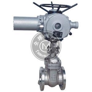 美标电动闸阀Z940W-150LB