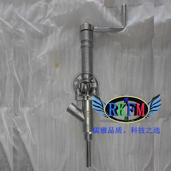 不锈钢柱塞式取样阀-美式柱塞取样阀