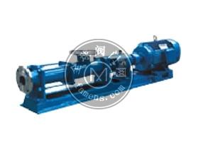 G型螺杆泵,G型单螺杆泵供应