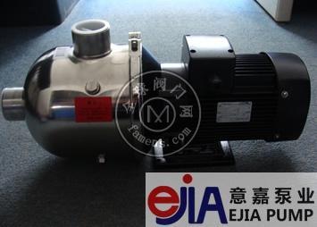 CHL輕型不銹鋼多級離心泵