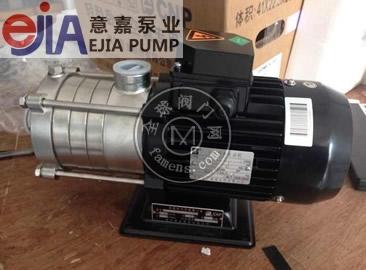 CHLF轻型段式多级离心泵