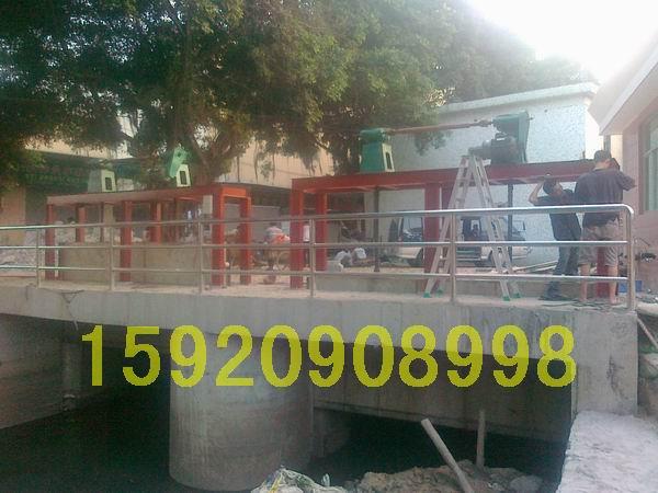 雙吊點鋼制水閘門