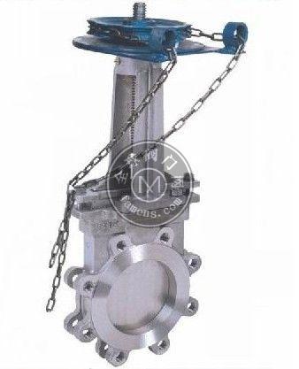 PZL43链轮刀型闸阀
