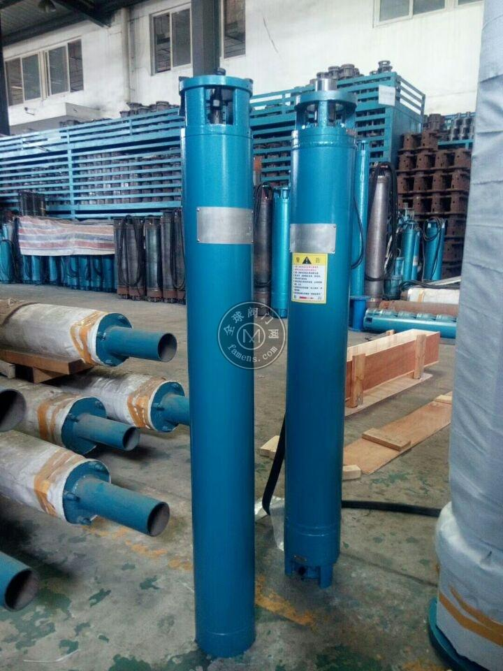 700米深井泵,扬程700米热水深井泵选型