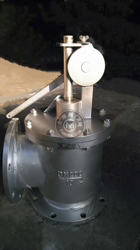 不锈钢手动排泥阀SD44X-10P