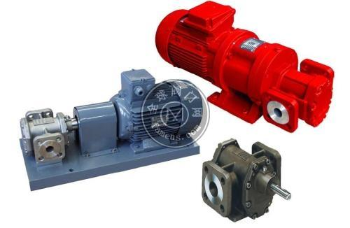 德国 原装进口SCHERZINGER 齿轮泵 4030-450-DM-37-4