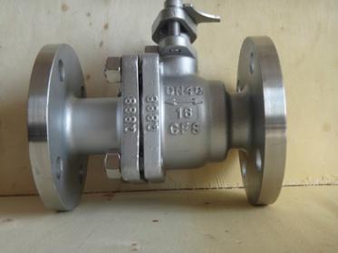 硬密封球阀 Q41Y 不锈钢 铸钢硬密封Q41H球阀