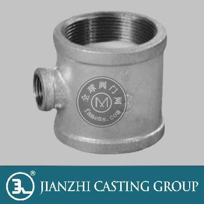 廠家直銷襯塑管件 DN50*15三通 建支襯塑管件現貨批發