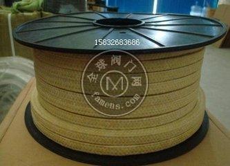 供应芳纶盘根, 适用于热磨机专用密封,耐磨机械设备填料