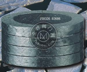 耐高压高温石墨盘根厂家-模压石墨密封环-盘根环介绍说明