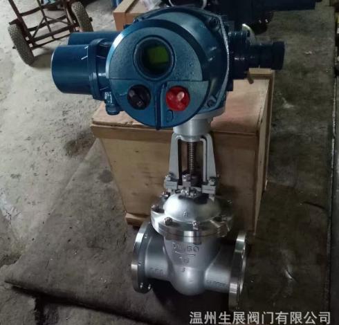 Z941W/H不銹鋼電動閘閥