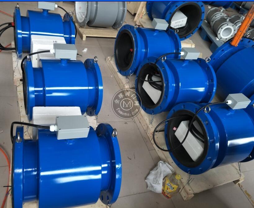 DN150冷卻水流量計,冷卻水管道流量計