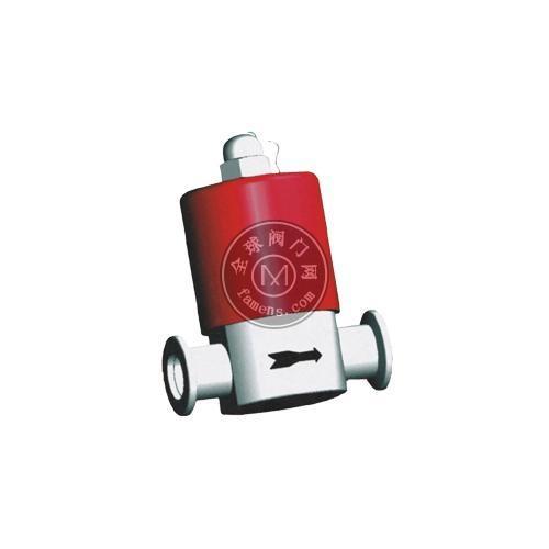 GDC-5型電磁真空擋板閥