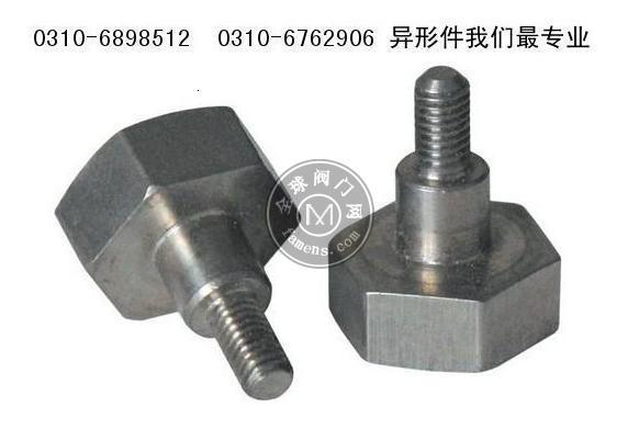 石標牌異形件|異型螺栓|異形螺絲|非標件廠家