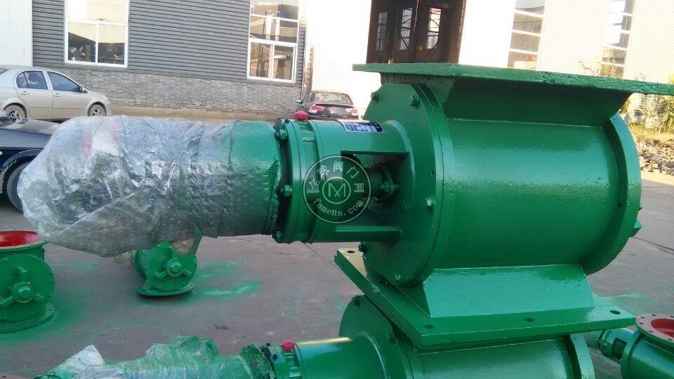 星型卸料器卸料閥報價-星形卸料器卸料閥廠家