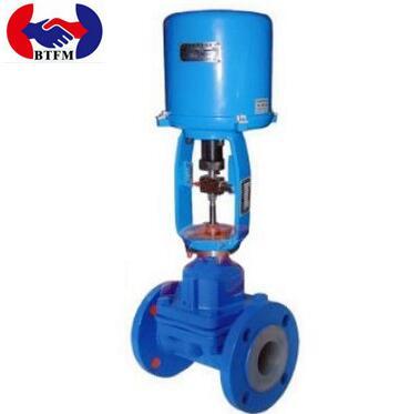 ZDLT电动电动调节阀/流量调节阀/电动单座调节阀/隔膜调节阀