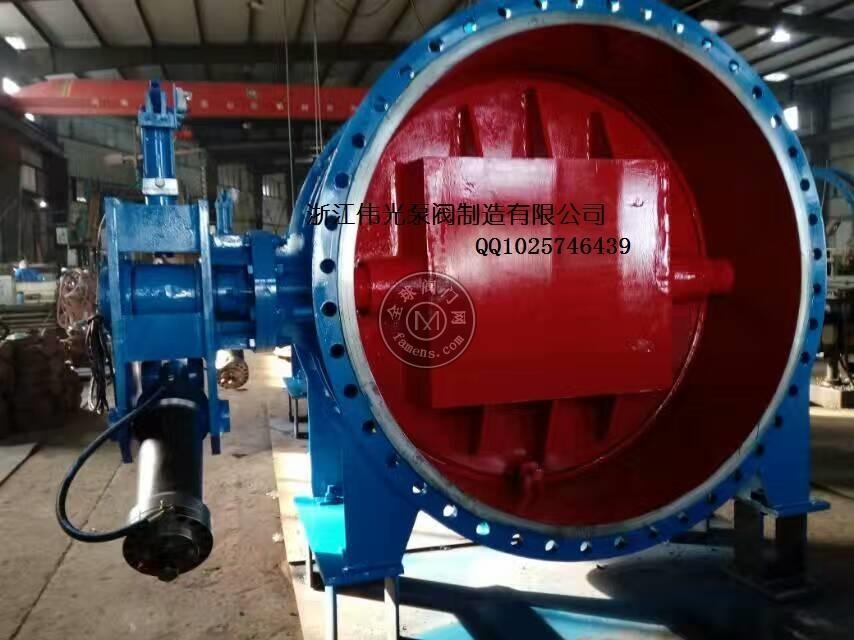 重锤式液控缓闭止回蝶阀,用于火电泵站出口处六合彩特码资料