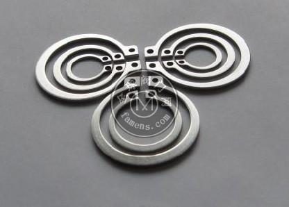 304不锈钢轴挡圈