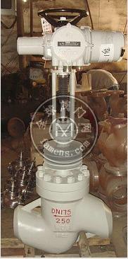 T968H电动高压调节阀