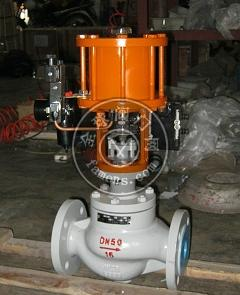 ZSQ气动活塞切断阀(不锈钢)