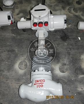 T968H电动笼式套筒调节阀