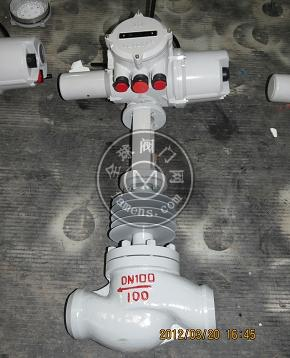 T968H電動籠式套筒調節閥