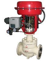 CV3000-HCB 气动笼式调节阀