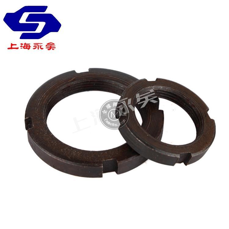 DIN981鎖緊圓螺母