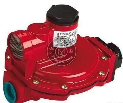 美国费希尔减压阀R622H-DGJ燃气减压阀