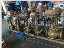 ZJPF46-16氣動襯氟單座調節閥