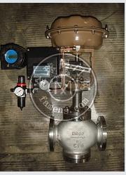 ZMAX气动大口径三通分流调节阀