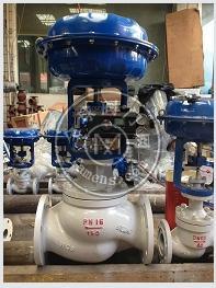 ZJHP精小型气动调节阀