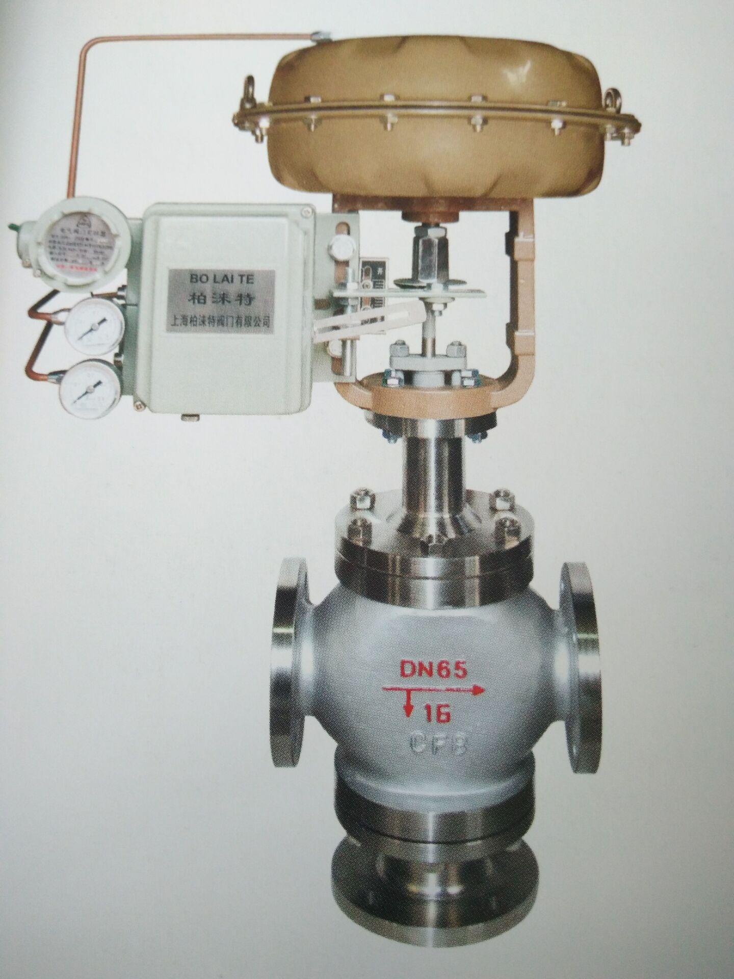 ZMBQ/AX氣動三通調節閥
