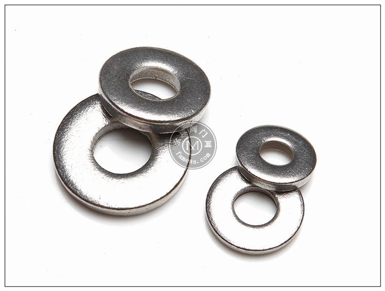 供应DIN7349不锈钢厚垫圈