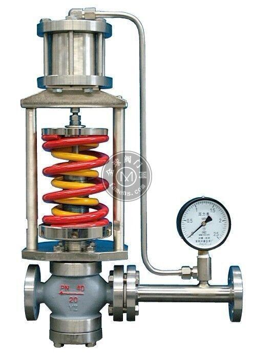 自力式調節閥 自力式壓力調節閥 自力式溫度調節閥