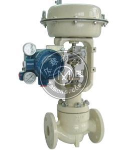 CV3000气动套筒调节阀 HSC气动单座调节阀 汇金气动套筒单座调节阀