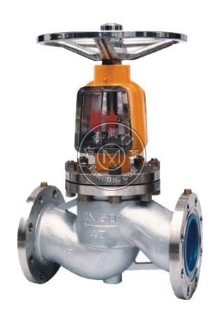 不銹鋼氧氣截止閥JY41W