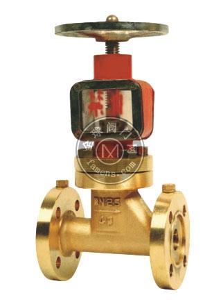 铜氧气截止阀JY41W 铜截止阀  氧气管路截止阀