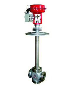 气动低温调节阀 气动薄膜低温调节阀 ZMAP-16D低温调节阀