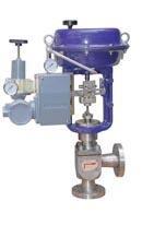 ZMAS气动薄膜角形高压调节阀 角形调节阀结构原理