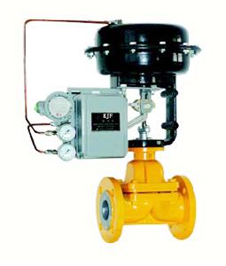 ZMAPF气动薄膜衬氟塑料单座调节阀专业厂家